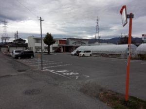 南部駐車場